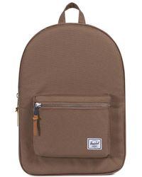 Herschel Supply Co. - Cub Brown Settlement Backpack - Lyst