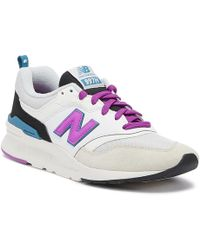 New Balance - Lace-up Trainers - Lyst