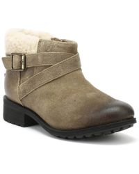 ea993c33313 Lyst - UGG W Sophy Ankle Boot in Black - Save 12%