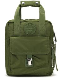 Dr. Martens - Dr. Martens Olive Green Flight Small Backpack - Lyst