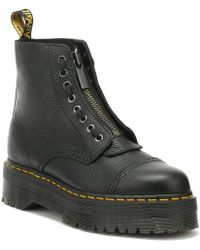 Dr. Martens - Dr. Martens Sinclair Womens Black Boots - Lyst