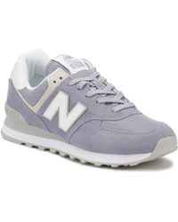 New Balance - Womens Off Violet Wl574 Core Trainers - Lyst