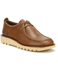 Kickers - Mens Mid Brown Leather Kick Wallb Shoes - Lyst