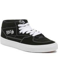 3b87123457 Lyst - Vans Half Cab - Men s Vans Half Cab Sneakers