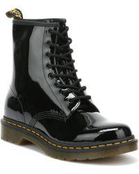 Dr. Martens Dr Martens 1460 Women's Combat Boots - Black