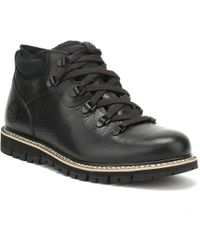 Timberland - Mens Jet Black Britton Hill Boots - Lyst