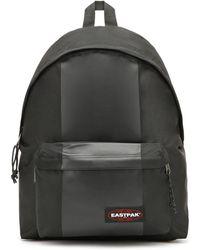 Eastpak - Black Rubber Padded Pak'r Backpack - Lyst