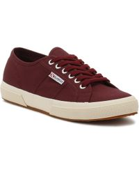 Superga - Unisex Adults' 2750 Cotu Classic Low-top Sneakers - Lyst
