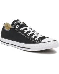 Converse - Unisex Chuck Taylor All Star Ox Canvas Trainers - Lyst