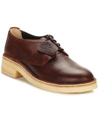 Clarks - Womens Nut Brown Maru London Shoes - Lyst