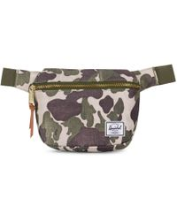 Herschel Supply Co. - Frog Camo Fifteen Hip Pack - Lyst