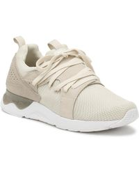 88eb148a7a84 Asics - Womens Birch   Feather Grey Gel-lyte V Sanze Trainers Women s Shoes  (