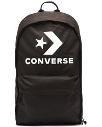 3a584922c2 Converse Chuck Plus Core Backpack in Black for Men - Lyst