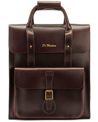 Dr. Martens - Dr. Martens Charro Brown Brando Large Backpack - Lyst