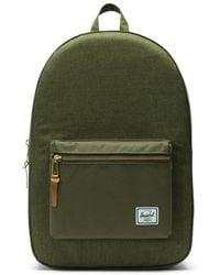 Herschel Supply Co. Settlement Olive Night Backpack
