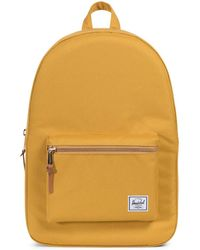 Herschel Supply Co. Arrowwood Yellow Settlement Backpack