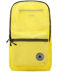Converse - Fresh Yellow Packable Backpack - Lyst
