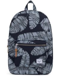 Herschel Supply Co. - Black Palm Settlement Backpack - Lyst