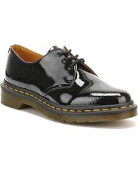 Dr. Martens 1461 Patent Lamper 3-eye Shoes