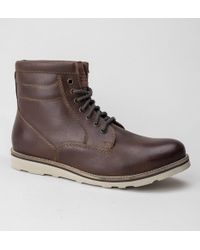 Superdry - Stirling Sleek Boot Boots - Lyst