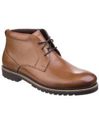 Rockport - Marshall Chukka Boots - Lyst