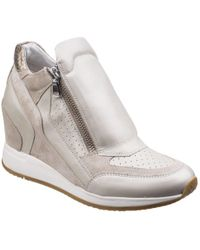 Geox - Nydame Casual Velcro Shoes - Lyst