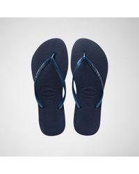 Havaianas - Hav. Slim Flip Flops - Lyst