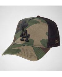 KTZ - New Era Washd Camo Truck Camo Hats - Lyst