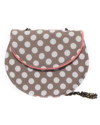 Ruby Shoo - Ruby Shoo Tokyo Bag Nude Spots Bags - Lyst