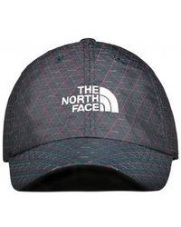 1a061a6c01a Lyst - The North Face Horizon Ball Strapback Cap in Gray for Men