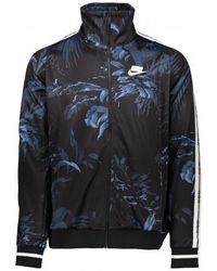 a15d3c054 Nike 'players' Reversible Jacket in Black for Men - Lyst