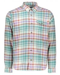 Patagonia - Ls Lw Fjord Flannel Shirt - Lyst