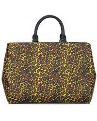 Vivienne Westwood - Leopard Shopper Bag - Lyst