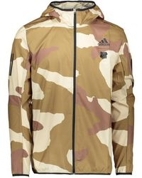 adidas Originals - X Undefeated Rs Wind Jacket Ltd - Lyst