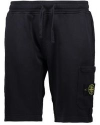 8613e3e0 Stone Island - Sweat Shorts - Lyst. Stone Island. Sweat Shorts. $324. Triads