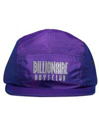 Billionaire Boys Club - Ice Cream - Reflective Logo 5 Panel Cap - Lyst
