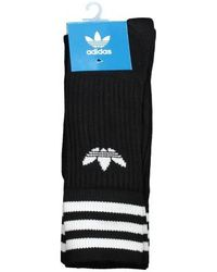 adidas Originals - Solid Crew Socks - Lyst