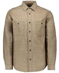 Filson - Warden Chambray Work Shirt - Lyst