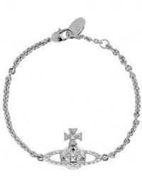 Vivienne Westwood - Mayfair Bas Relief Bracelet - Lyst