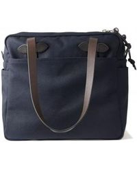 Filson - Tote Bag With Zipper - Lyst