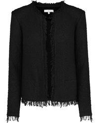 IRO - Shavani Jacket In Black - Lyst