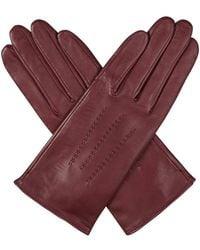 Agnelle - Julie Gloves In Samourai - Lyst
