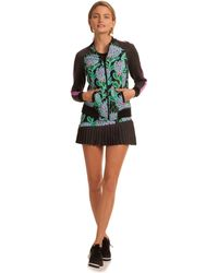 Trina Turk - Strong At Heart Bomber Jacket - Lyst