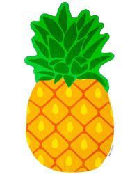 Trina Turk - Pineapple Shaped Towel - Lyst