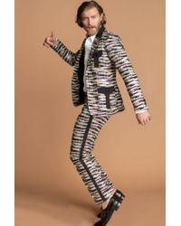 Mr Turk - Sisley Tux Trouser - Lyst
