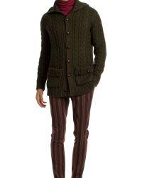 Mr Turk - Raleigh Sweater Coat - Lyst