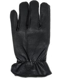 Dickies - Gants en cuir noir Memphis Premium - Lyst