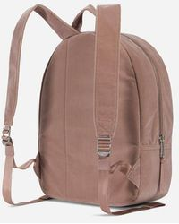 24328184f Jansport Super Fx Dried Fig & Rose Gold Backpack in Purple - Lyst