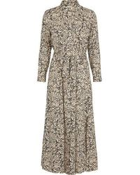 Second Female Wisely Long Shirt Dress