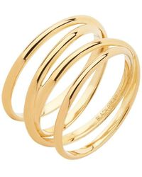 Maria Black - Gold Auguste Wrap Ring - Lyst